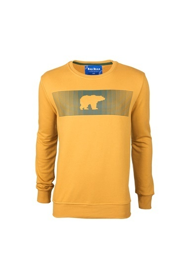 Bad Bear Sweatshirt Hardal